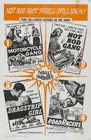 Motorcycle Gang movie poster (1957) picture MOV_341ae218