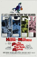 The Pigeon That Took Rome movie poster (1962) picture MOV_341ee122