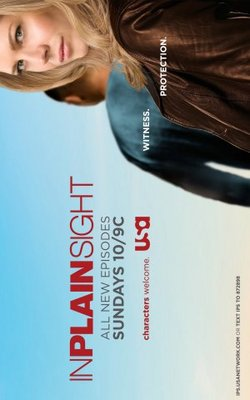 In Plain Sight movie poster (2008) poster MOV_341fa0fa