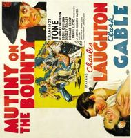 Mutiny on the Bounty movie poster (1935) picture MOV_34255543
