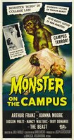 Monster on the Campus movie poster (1958) picture MOV_34378188