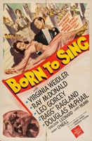 Born to Sing movie poster (1942) picture MOV_3439d751