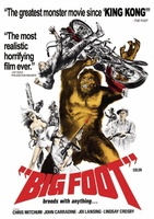 Bigfoot movie poster (1970) picture MOV_3439f39d