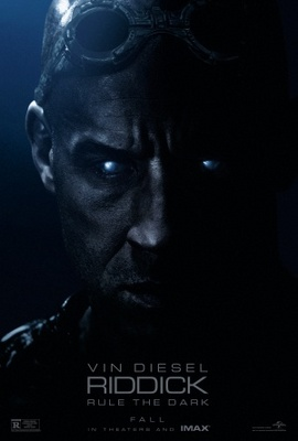 Riddick movie poster (2013) poster MOV_343bca4c