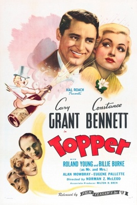 Topper movie poster (1937) poster MOV_3441c176