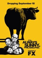 It's Always Sunny in Philadelphia movie poster (2005) picture MOV_3444ba51