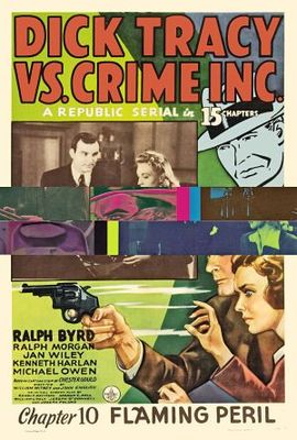 Dick Tracy vs. Crime Inc. movie poster (1941) poster MOV_3445530b