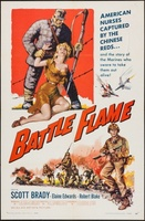 Battle Flame movie poster (1959) picture MOV_34456443