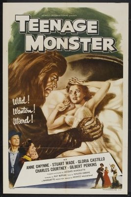 Teenage Monster movie poster (1958) poster MOV_34468c77