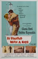 It Started with a Kiss movie poster (1959) picture MOV_3446cffc