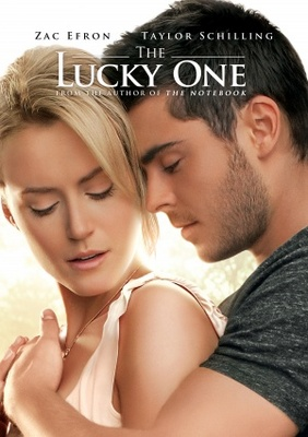 The Lucky One movie poster (2012) poster MOV_34490897