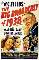 The Big Broadcast of 1938 movie poster (1938) picture MOV_344ba281