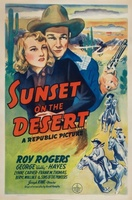 Sunset on the Desert movie poster (1942) picture MOV_345f397d