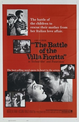 The Battle of the Villa Fiorita movie poster (1965) poster MOV_34641198