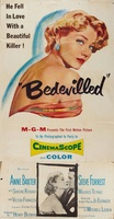 Bedevilled movie poster (1955) picture MOV_34641a5c