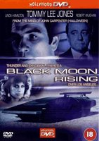 Black Moon Rising movie poster (1986) picture MOV_34650e7f