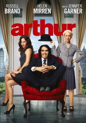 Arthur movie poster (2011) poster MOV_346b6c5d