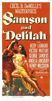 Samson and Delilah movie poster (1949) picture MOV_346c6e55