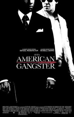 American Gangster movie poster (2007) poster MOV_346d5870