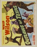 Outlaws of Texas movie poster (1950) picture MOV_347053ce