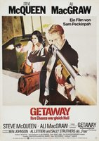 The Getaway movie poster (1972) picture MOV_34709af5