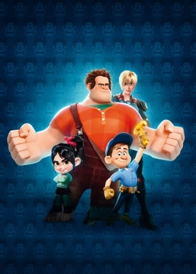 Wreck-It Ralph movie poster (2012) poster MOV_3473fb3f