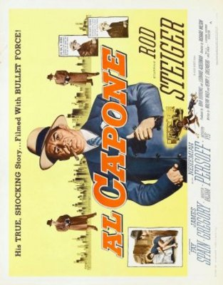Al Capone movie poster (1959) poster MOV_347869cc