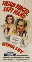 Third Finger, Left Hand movie poster (1940) picture MOV_347a34f3