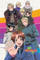 Hetalia: Axis Powers movie poster (2009) picture MOV_347cbf47