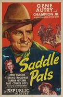 Saddle Pals movie poster (1947) picture MOV_348498af