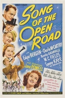 Song of the Open Road movie poster (1944) picture MOV_34867ff7