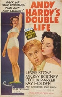 Andy Hardy's Double Life movie poster (1942) picture MOV_34870fcc