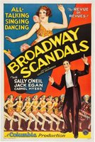 Broadway Scandals movie poster (1929) picture MOV_14ed0b8a
