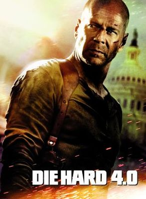 Live Free or Die Hard movie poster (2007) poster MOV_348c6950