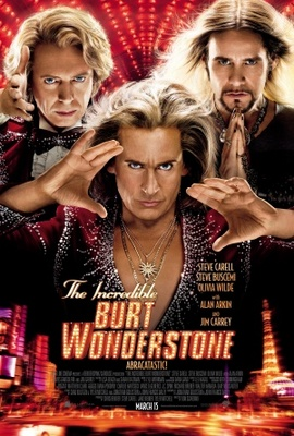 The Incredible Burt Wonderstone movie poster (2013) poster MOV_348cf8e1