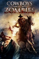 Cowboys vs. Zombies movie poster (2014) picture MOV_348d0b5c