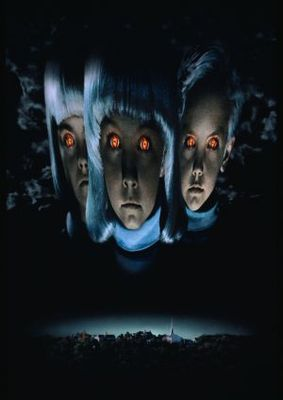 Village of the Damned movie poster (1995) poster MOV_349aba5b