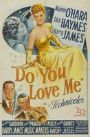 Do You Love Me movie poster (1946) picture MOV_349dcfe2