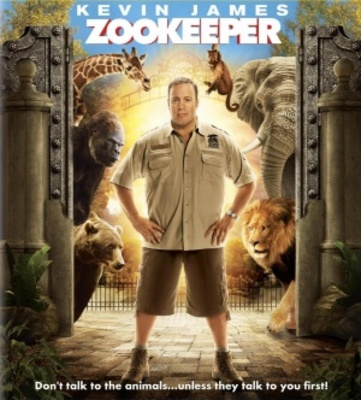The Zookeeper movie poster (2011) poster MOV_349e43ef