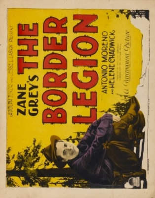 The Border Legion movie poster (1940) poster MOV_34ad6b8a