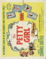 The Petty Girl movie poster (1950) picture MOV_34bb1b7c