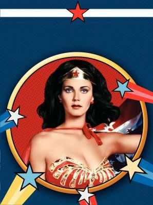 Wonder Woman movie poster (1976) poster MOV_34bf7614
