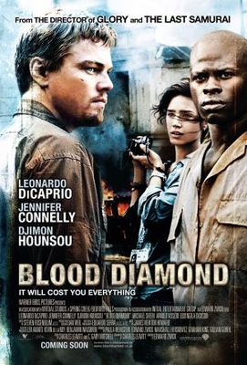 Blood Diamond movie poster (2006) poster MOV_34c14170