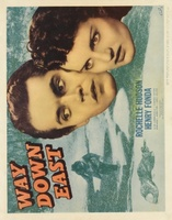 Way Down East movie poster (1935) picture MOV_34cb506f
