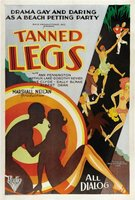 Tanned Legs movie poster (1929) picture MOV_34da4199