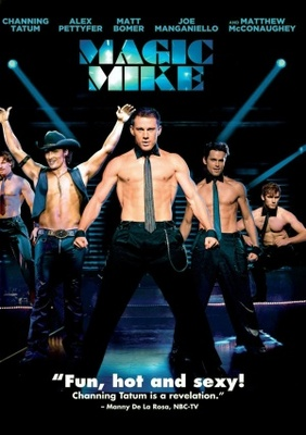 Magic Mike movie poster (2012) poster MOV_34e279f5
