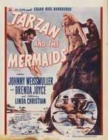 Tarzan and the Mermaids movie poster (1948) picture MOV_34e854ae