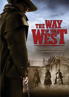 The Way of the West movie poster (1934) poster MOV_34fec51e