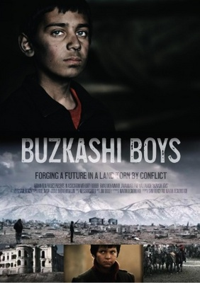 Buzkashi Boys movie poster (2012) poster MOV_34ff94d7