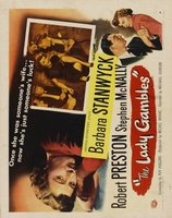 The Lady Gambles movie poster (1949) picture MOV_35002f32